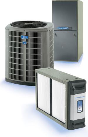 American Standard Air Conditioner